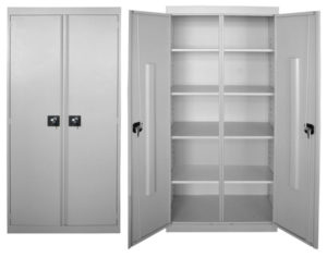 Шкафы для одежды и инвентаря
